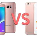 ระ เร็ว !! Samsung เปิดตัว Galaxy Note 5 สีชมพูแล้ว ท้าชน iPhone 6s