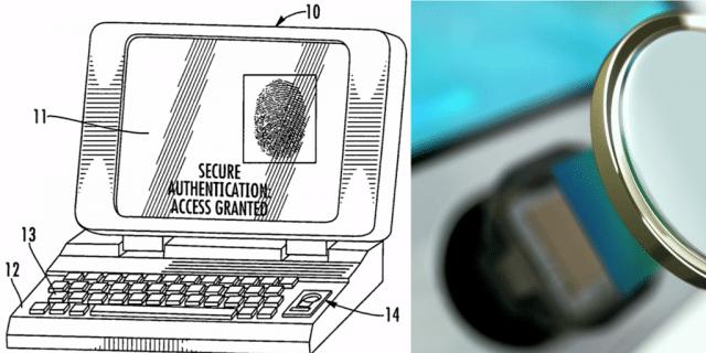 touch-id-macbook-imac-patent