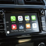 Mitsubishi ในสหรัฐประกาศ Mirage รุ่นปี 2017 จะเริ่มรองรับ CarPlay