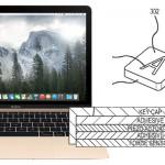 Apple จดสิทธิบัตรคีย์บอร์ดแบบ Force Touch ทำให้คีย์บอร์ดบางลงอีก