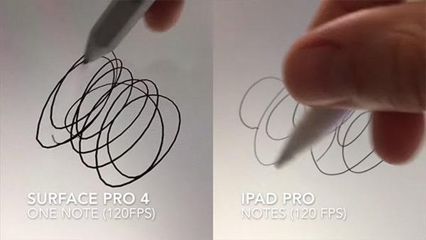 Surface-Pro-4-stylus-vs.-iPad-Pro-Apple-Pencil