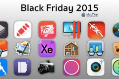 black friday apps osx ios 2015