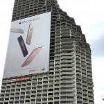 ค่ายมือถือไทยจัดหนัก !! ปูพรมติดป้ายโฆษณา iPhone 6s ทั่วกรุงเทพ