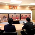 แนะนำ CAT TelePresence ประชุมทางไกลที่ให้ประสบการณ์เหมือนอยู่ใกล้กันสุดๆ