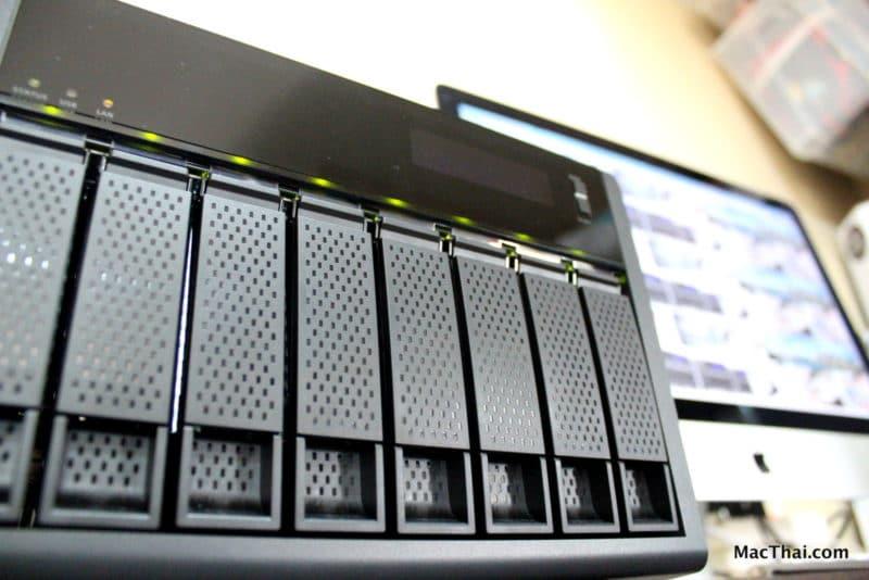 รีวิว: QNAP TVS-871T อุปกรณ์จัดเก็บข้อมูลแบบ NAS ตัวแรกของโลก ที่มา