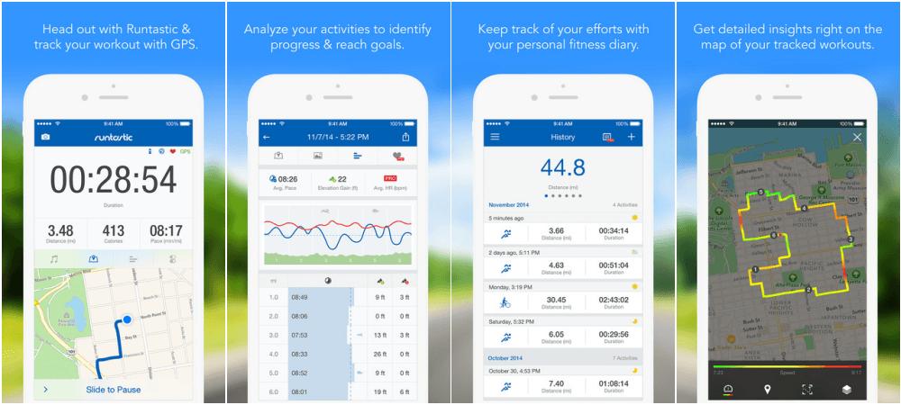 running-app-runtastic