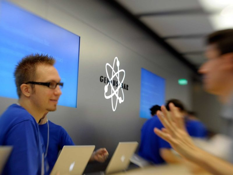 whats-more-important-fixing-the-customers-problem-or-creating-a-good-customer-experience--apple-at-home-advisor-candidate