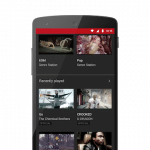 YouTube เปิดตัวแอพ YouTube Music สำหรับการค้นหาและฟังเพลงบน YouTube