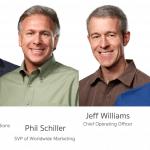 Apple ปรับองค์กรครั้งใหญ่ !! Jeff William ขึ้นเป็น COO, Phil Schiller ไปดูแล App Store ทั้งหมด
