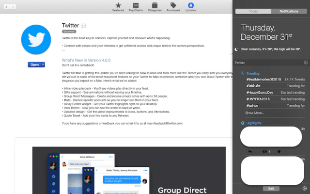 twitter for mac 4-1