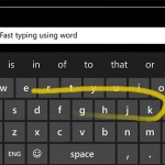 Microsoft เตรียมพอร์ตฟีเจอร์ Word Flow Keyboard มาลง iOS เร็ว ๆ นี้