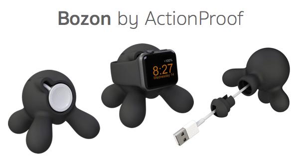 actionproof-announces-bozon-rubberized-apple-watch-dock