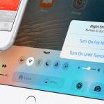 หน้าเว็บ Apple ในแคนาดา หลุดภาพปุ่ม Night Shift คาดจะถูกใส่ใน Control Center