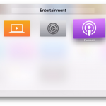 Apple TV ออกอัพเดต tvOS 9.2: รองรับโฟลเดอร์, Dictation, iCloud Photo Library