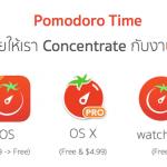 [กำลังปล่อยฟรี] Pomodoro Time Pro แอพที่ช่วยให้เรา Concentrate กับงานมากขึ้น !!