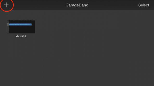 Ringtone GarageBand iOS-1