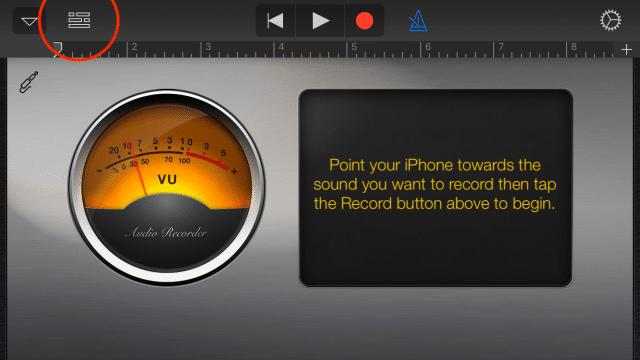 Ringtone GarageBand iOS-17