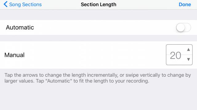 Ringtone GarageBand iOS-6