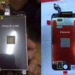 ข้อมูลหลุด iPhone SE: จอ 4 นิ้ว, กล้อง 12 ล้านพิกเซล, ไม่มี 3D Touch, ราคาประมาณ 400-500 ดอลลาร์