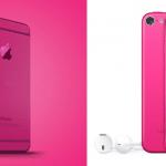 [ลือ] iPhone 5se จะมาพร้อมสีชมพูใหม่ แบบเดียวกับ iPod touch