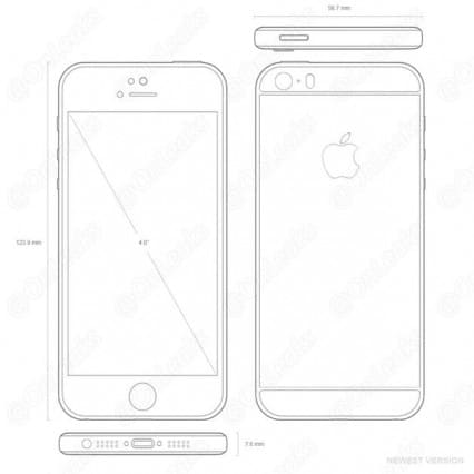 iphone5se schematic