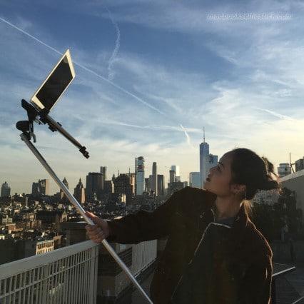 selfie stick macbook3