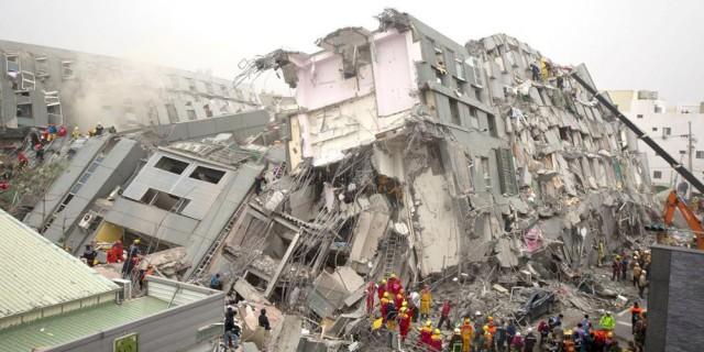 taiwan tsmc earthquake