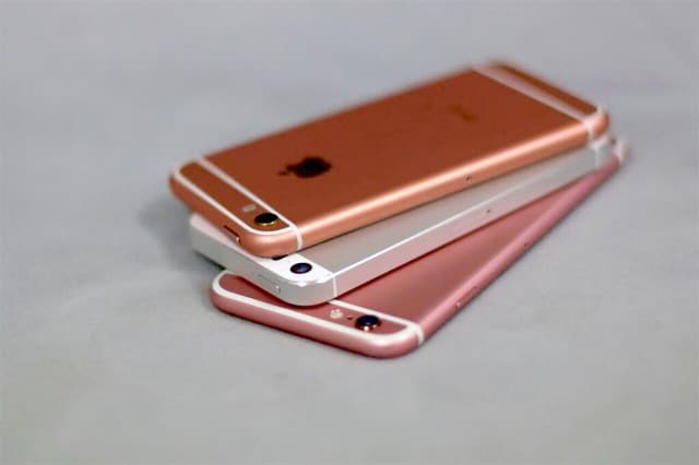 Leaked iPhone se compared with iPhone 5s 6s 2