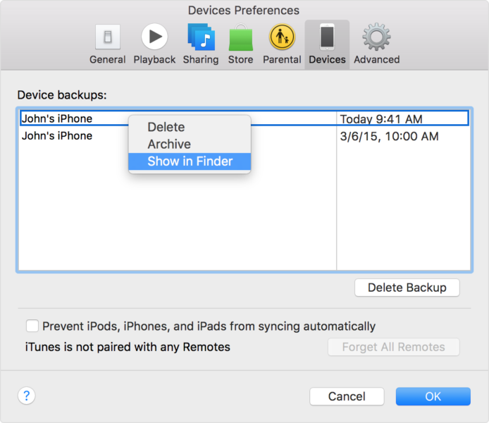 elcapitan-itunes12-device-preferences-backups-show-in-finder