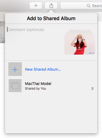 Icloud Photo Sharing For Mac