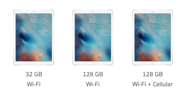 ipad-pro-9-7-inch-pricing-capacities