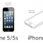 ไม่บอกก็รู้ !! Apple คอนเฟิร์มเคส iPhone 5/5s ใช้กับ iPhone SE ได้