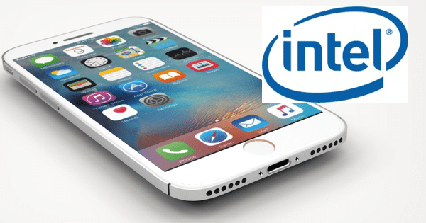 iphone 7 intel