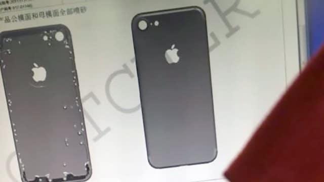 iphone 7 model 3d camera