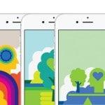 แจกฟรี! Wallpaper รักษ์โลกสุด exclusive จาก Apple