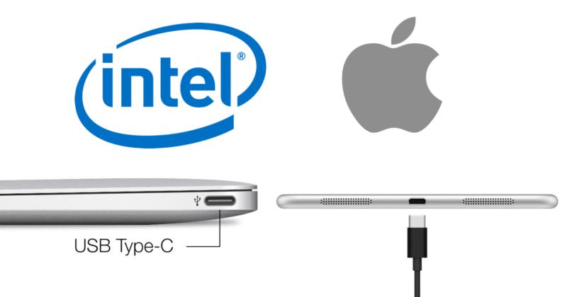 INTEL USB-C