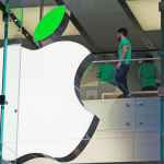 Apple Store ทั่วโลกเปลี่ยนใบเป็นสีเขียว ต้อนรับวัน Earth Day