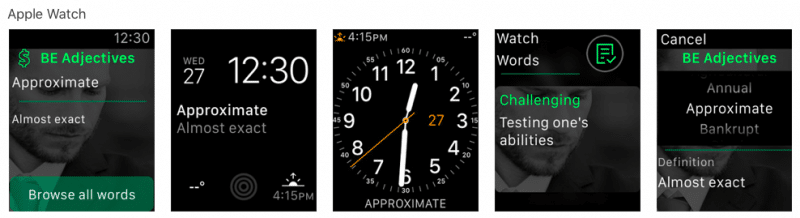 apple watch app with complications8