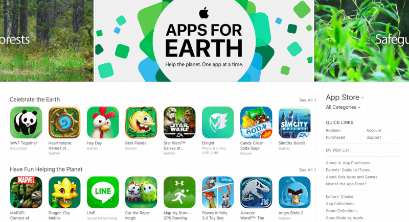 earth-day-app-store