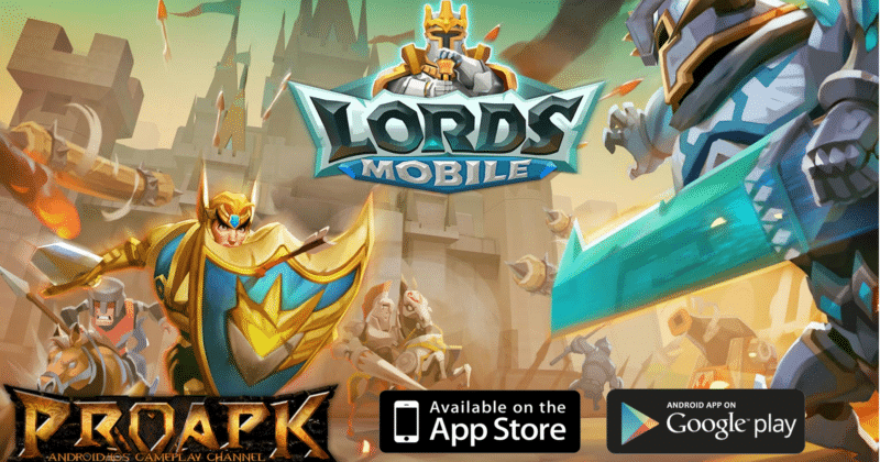 Lord Mobile Review -featured