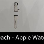 Coach เตรียมวางขายสายนาฬิกา Apple Watch แล้ว