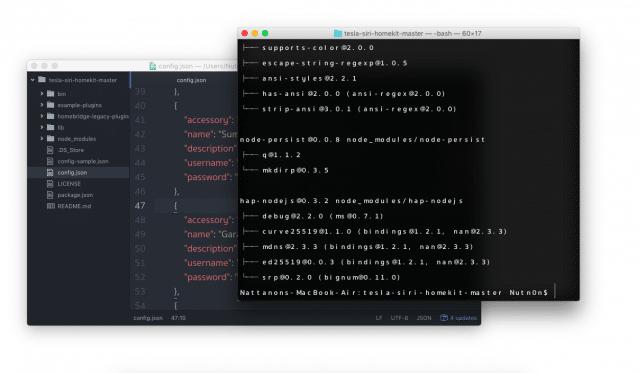 node-js-tesla-control