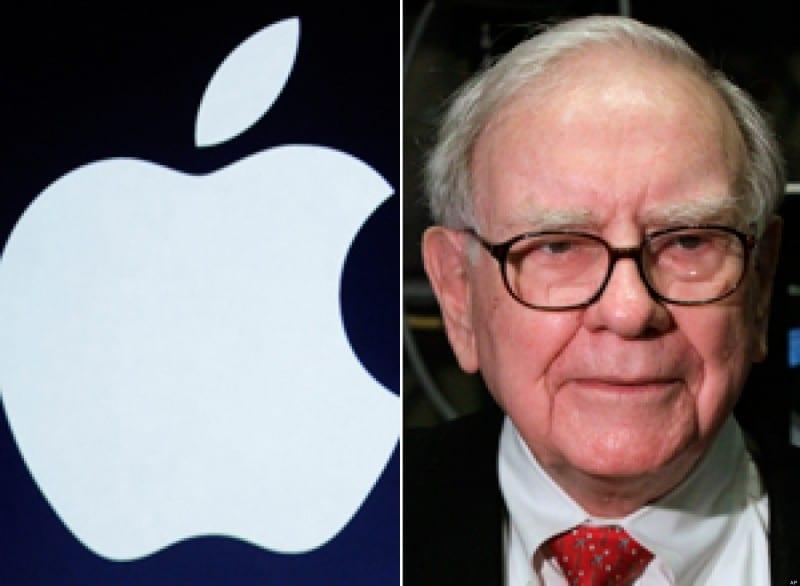 มหาเศรษฐีวอร์เรน บัฟเฟต ผู้ถือหุ้นใหญ่ Apple เพิ่งเปลี่ยนจากมือถือฝาพับ Samsung มาใช้ iPhone