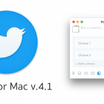 Twitter for Mac ออกอัพเดตใหม่ รอบรับ Moments, สร้าง Poll และแชร์รูป GIF ได้แล้ว