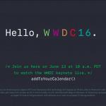 คอนเฟิร์ม !! Apple เตรียมถ่ายทอดสดงาน WWDC 2016 ที่จะจัดขึ้นวันที่ 13 มิ.ย.นี้