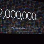 สรุปทุกสถิติตัวเลข ในงาน WWDC 2016 ตอนนี้มีมากกว่า 2 ล้านแอพบน App Store