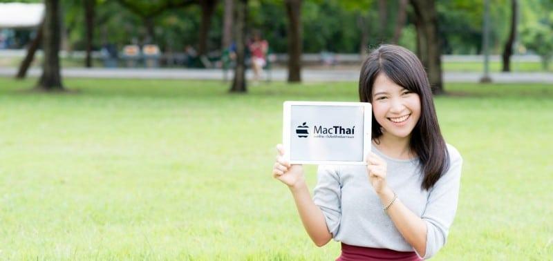 """MacThai Model """"น้องเคลียร์"""" กับเรื่องราวของเน็ตไอดอลรุ่นใหม่"""