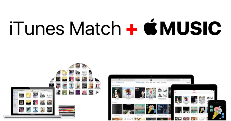 itunes match apple music