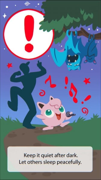 caution pokemon go-1