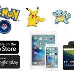 รวมสมาร์ทโฟนที่สามารถเล่น Pokémon GO ได้ มีรุ่นไหนบ้าง ?? มาดูกัน